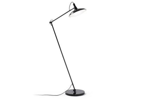 LaForma GLIZZ Vloerlamp Verstelbaar Zwart
