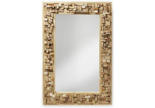 LaForma YALANA Spiegel lijst van hout