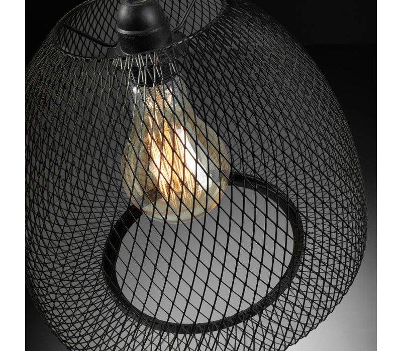 DESIRE Hanglamp Metaal Zwart