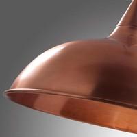 COOPER Hanglamp Metaal Koper