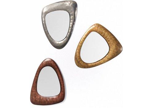 LaForma WANNA set van 3 spiegels