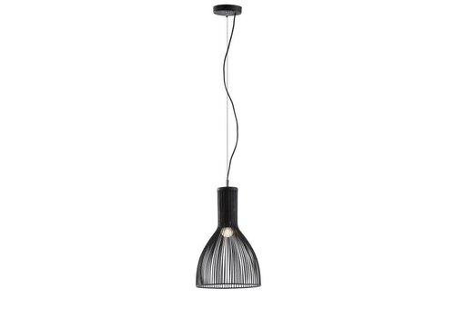 LaForma CHEL B Hanglamp Metaal Zwart