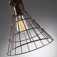 CASSIA Hanglamp Metaal Koper