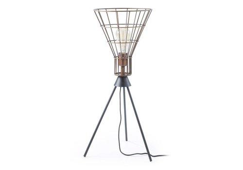 LaForma CASSIA Tafellamp Metaal Koper