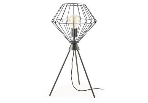 LaForma CANADY Tafellamp Metaal Zwart