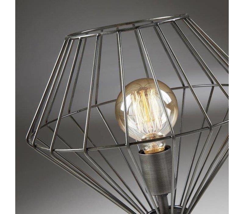 CANADY Tafellamp Metaal Zwart