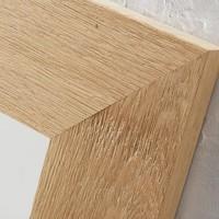 DALV Spiegel houten lijst