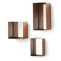 CLIFTON set van 3 spiegels
