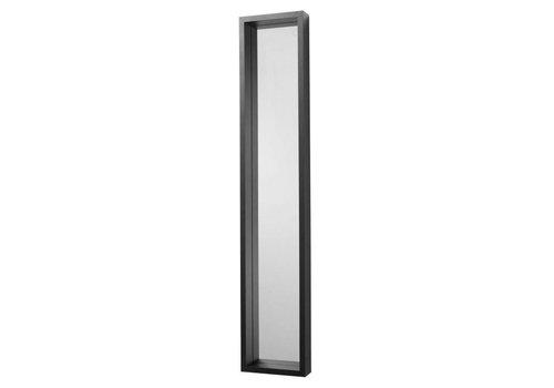 LaForma ASTANA Spiegel metalen lijst - zwart