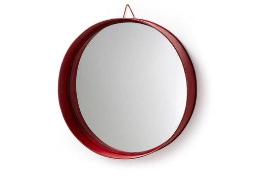 LaForma ASSIDO Spiegel metaal - rood