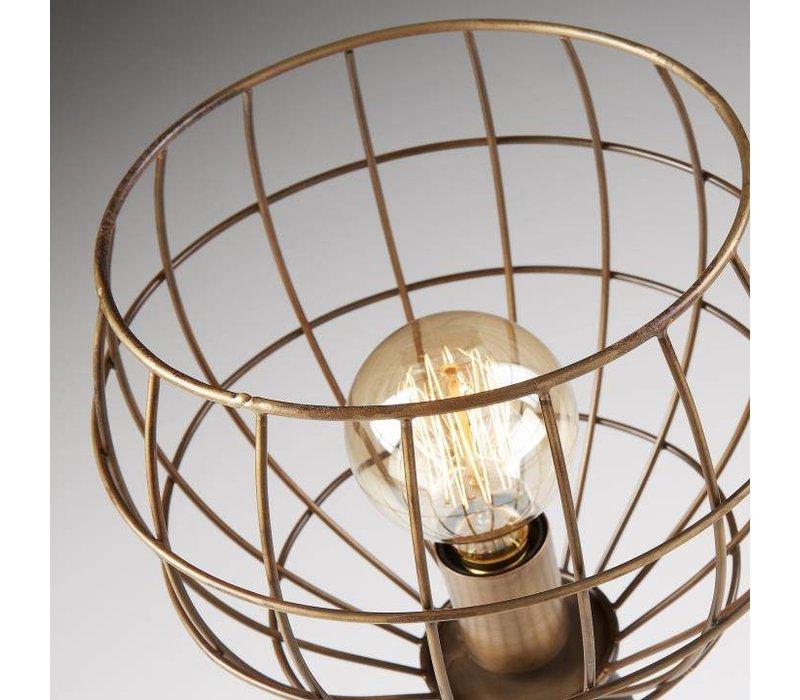BRIANA Tafellamp Metaal