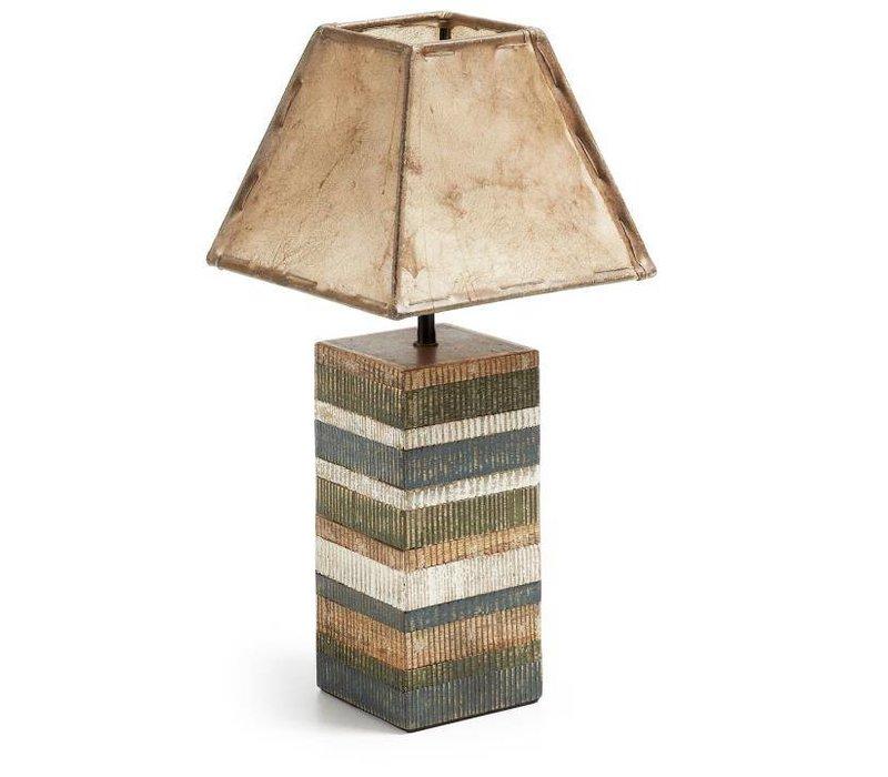 ALBANY Tafellamp Hout