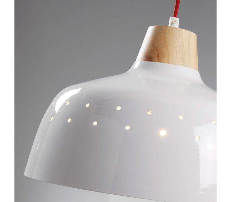 BLOG Hanglamp Wit