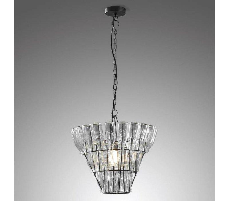 BLANC Hanglamp Metaal Zwart
