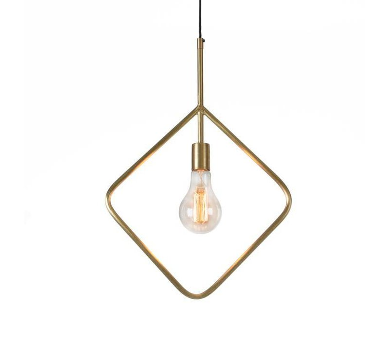 ADDRA Hanglamp Metaal Goud