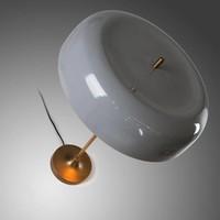 BERA Tafellamp Metaal Grijs