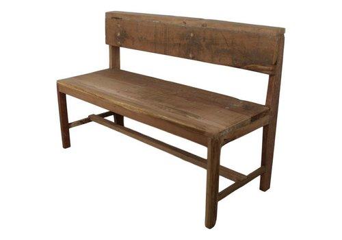 HSM Collection Big Bench - teak