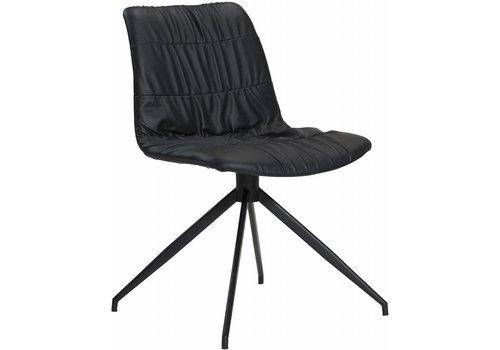 DAN-FORM Dazz stoel zwart / zwart