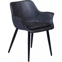 Combino stoel met armleuning grijs