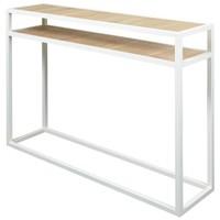 DIVA Side tafel 30x120x90 -Wit