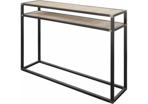 Spinder Design DIVA Side tafel 30x120x90 - Blacksmith
