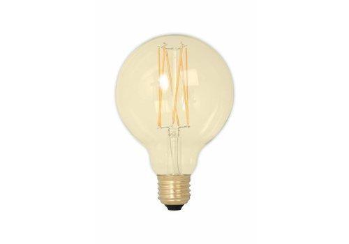 Calex LED lamp goud GLB95 Globe E27