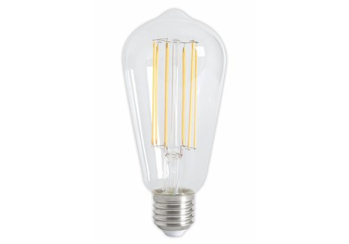 Calex LED lamp helder ST64 Squirrel Cage E27