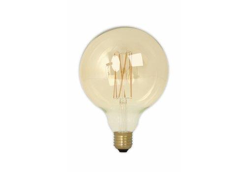 Calex LED lamp goud GLB125 Globe E27