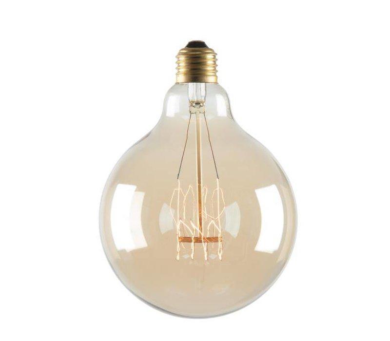BULB Edison bulb 125x175mm E27 40W
