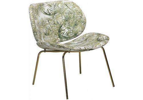 DAN-FORM Prime fauteuil palm fluweel
