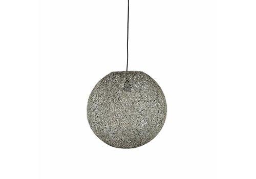 LABEL51 Hanglamp Twist Grijs | L