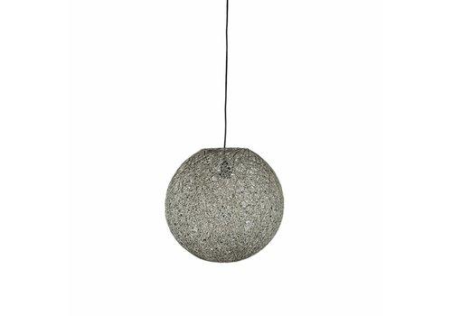 LABEL51 Hanglamp Twist Grijs | M