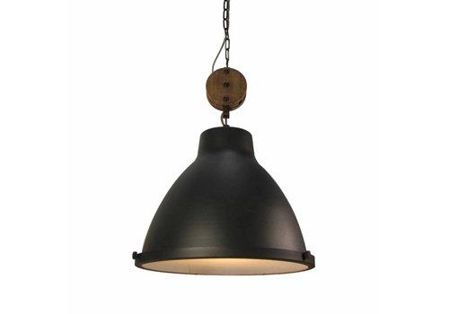 LABEL51 Hanglamp Dock Zwart Metaal