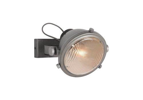 LABEL51 Wandlamp Tuk-Tuk Burned Steel