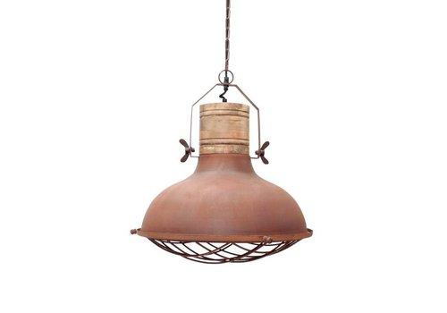 LABEL51 Hanglamp Grid Roest