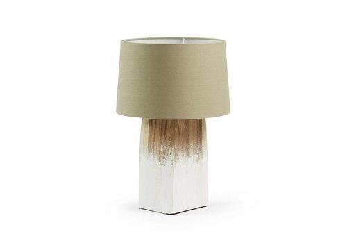 LaForma SCALM Tafellamp Wit