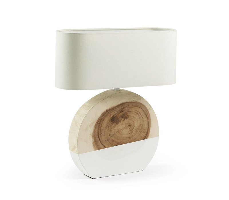 WINKA Tafellamp Wit