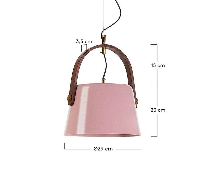 ZANEE Hanglamp Roze