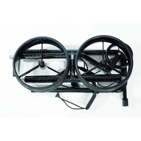 JuCad JuCad Carbon Travel (zchwarz-silber)