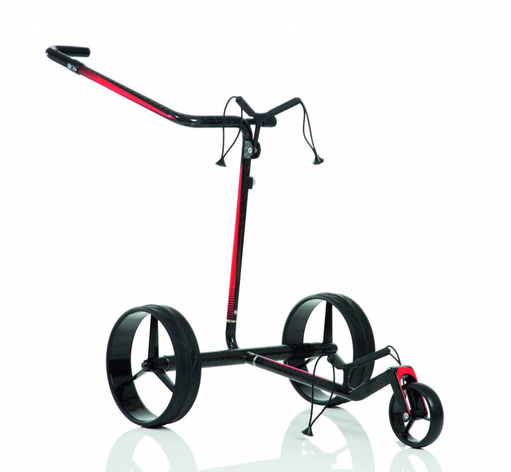 JuCad JuCad Carbon Travel (black-red)