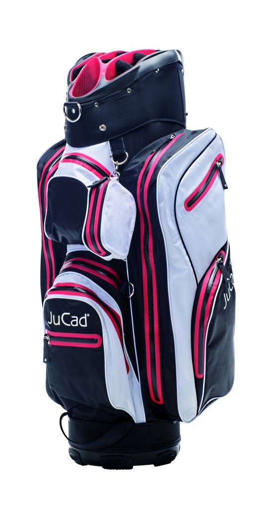 JuCad JuCad Aquastop schwarz-weiß-rot