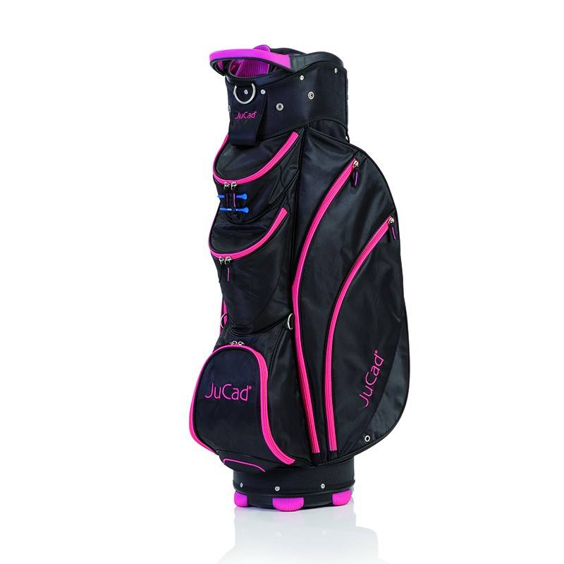 JuCad Spirit (Black-Pink)