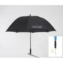 Paraplu verlengt