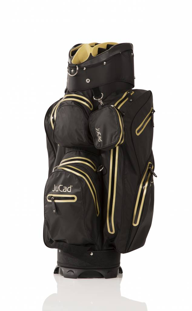 JuCad JuCad Bag Aquastop (schwarz-gold)