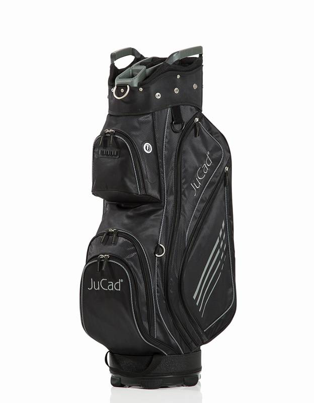 JuCad JuCad Bag Sportlight (Black Titan)