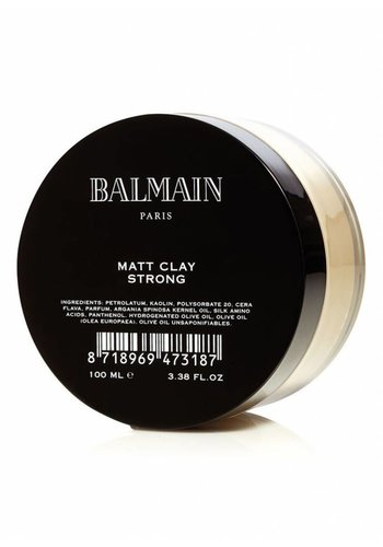 BALMAIN HAIR matt clay strong