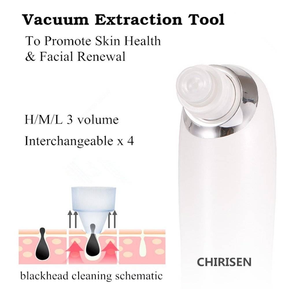 Diamond Peeling - Blackhead Vacuum Cleaning Device