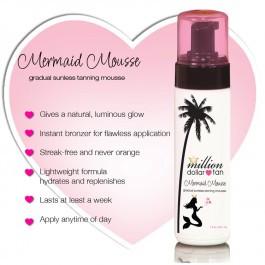 Million Dollar Tan - Mermaid Mousse