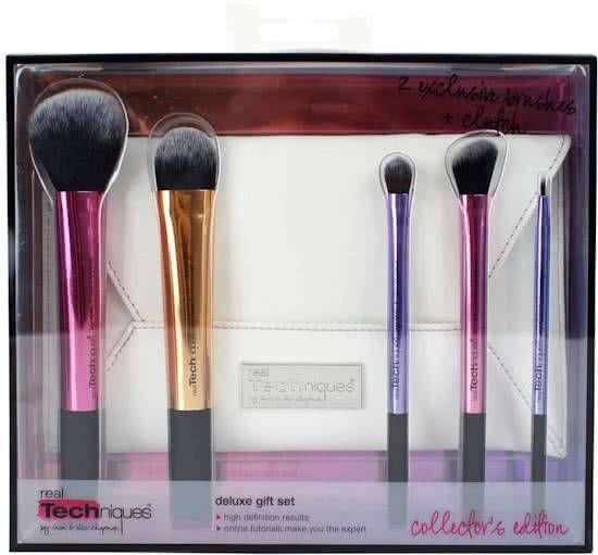 Real Techniques Collector's Edtion Deluxe Gift Set