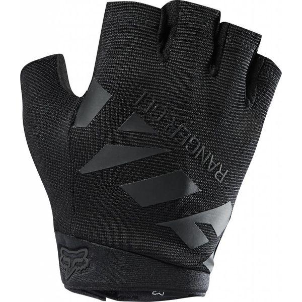Fox Ranger Gel Short Glove Black/ Black -